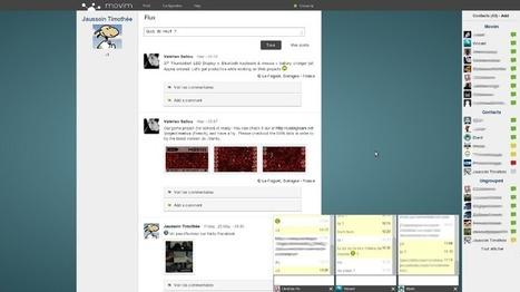 Movim - Créer votre propore réseau social à la facebook sur votre propre serveur (open source) | Apps for EFL ESL | Scoop.it