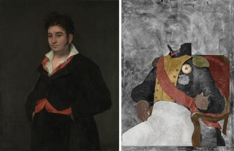 Hidden Goya portrait discovered | The Art Newspaper | The History of Art | Scoop.it