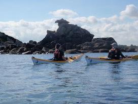 Pagayeur d'Iroise: De Phare à Phare   Le kayak de mer   Scoop.it