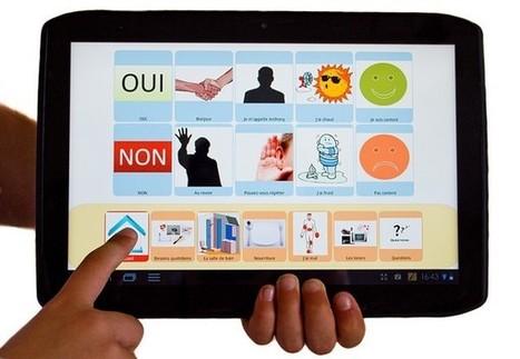 COMOOTY, application d'aide à la communication sur tablette tactile pour enfants ou adultes avec autisme, déficience intellectuelle, maladie neuro dégénérative, ... | Vers un EPN inclusif | Scoop.it