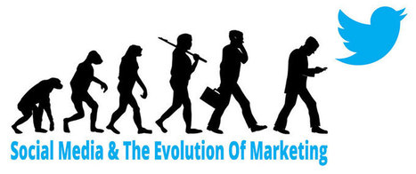 Social Media And The Evolution Of Marketing | Psychology of Media & Emerging Technologies | Scoop.it