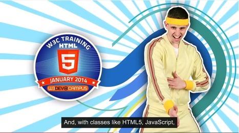 W3C Training: Improve your HTML5 Fitness!   W3C Blog   Website Proposal   Scoop.it