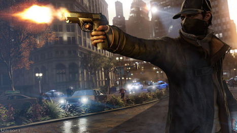 Who Watches the WATCH_DOGS? - CBS Local | Watch-Dogs-Aiden-Pearce-Coat-Assassins-Creed-game-Jacket | Scoop.it