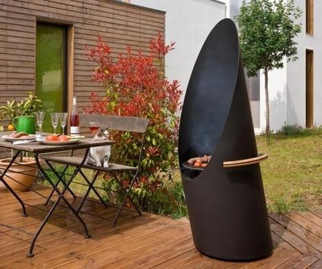Barbecues design, faites votre choix! | Décoration maison | Loisirs et découverte | Scoop.it