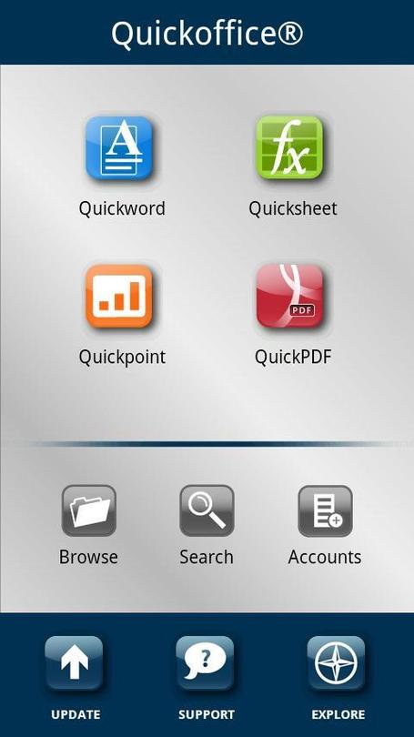 Quickoffice Pro - Android Market | Android for Education | Scoop.it