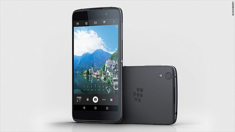 BlackBerry's new Android device billed as 'world's most secure' smartphone | CLOVER ENTERPRISES ''THE ENTERTAINMENT OF CHOICE'' | Scoop.it