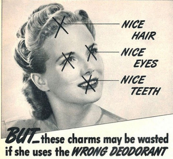 Selling Shame: 40 Outrageous Vintage Ads Any Woman Would Find Offensive | Things are changing | Scoop.it