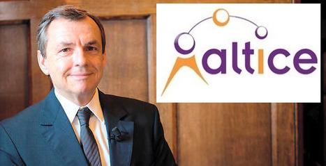 Altice installe sa structure internationale pour les médias et les contenus | DocPresseESJ | Scoop.it
