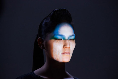 UP Magazine - Nobumichi Asai : cet artiste invente la peau numérique animée | UseNum - Culture | Scoop.it