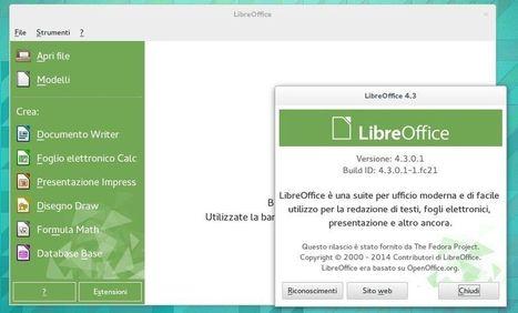 Libreoffice 4.3 Rilasciato, le novità e come installarlo   linux news   Scoop.it