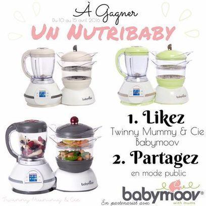 ⭐️⭐️CONCOURS⭐️⭐️ Parce c'est bientôt mon... - Twinny Mummy & Cie Blog | Facebook | Babymoov | Scoop.it