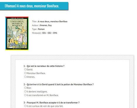 Des rallyes lecture en ligne avec rallye-lecture.fr   Moisson sur la toile: sélection à partager!   Scoop.it