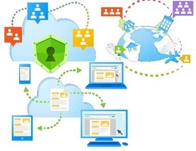 En marcha con las TIC - Nueva sección en EMT: Google Apps Educarex   Redes Sociales y la Educación   Scoop.it