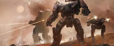 Will we ever pilot giant robots? | Post-Sapiens, les êtres technologiques | Scoop.it