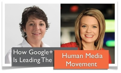 How Google Plus Is Leading The Human Media Movement [Episode #71] - Successful Women Talk | Digital Marketing Matters | Scoop.it
