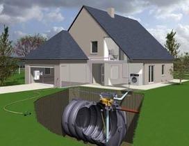[dossier] Récupérer l'eau de pluie : une évidence demain | Immobilier | Scoop.it