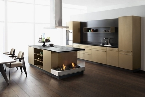 Get kitchen remodeling ideas with high functionality by Förster | Designinggal | interior design inspirations | Scoop.it