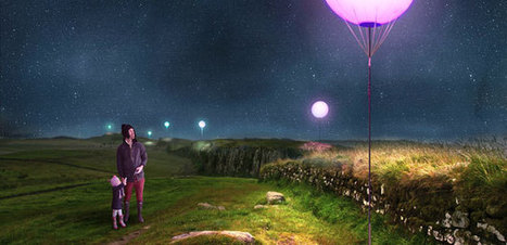 Lighting up landscapes proving profitable for Culture Creative   Lighting Ideas   Scoop.it