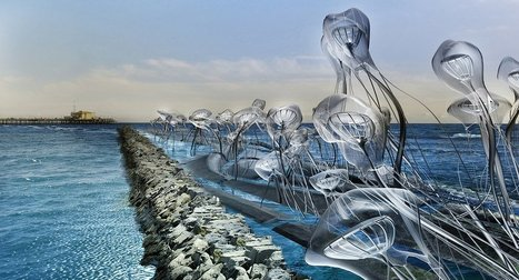Renewable energy: 7 spectacular structures you could soon spot in our seas | Write The Future | Scoop.it