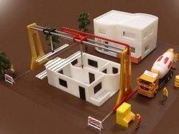 Innovation. Bientôt une imprimante pour construire... des maisons ? | Cours | Scoop.it