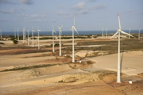 A Surge of Wind Over Brazil | Sustainable Futures | Scoop.it