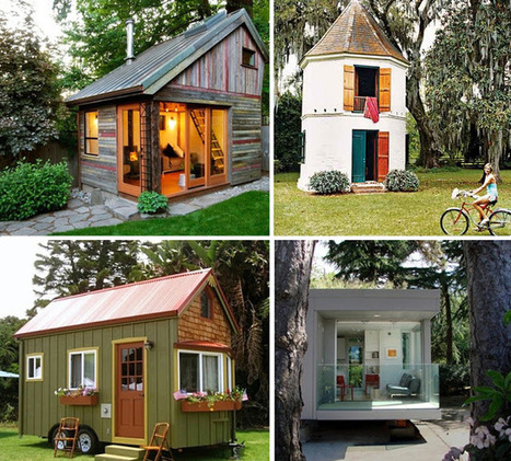 Wayfaring Girl On A Mission: The Small House Movement | dwell | Scoop.it