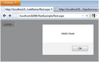 How To Create WCF Rest Services In Asp.Net - Asp.net C#,.Net C#,JavaScript,JQuery,Sql Server | Rest Services, WCF , HttpHandlers, WebServices | Scoop.it