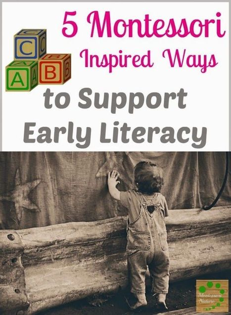 Literacy Activities | Building Early Literacy Through Public Libraries | Scoop.it