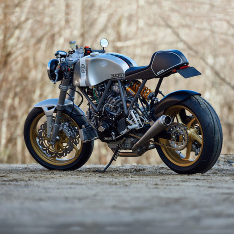 Eye Candy: Two New Walt Siegl Leggeros | Bike EXIF | Ductalk Ducati News | Scoop.it