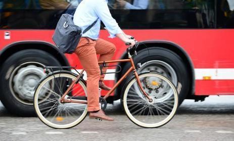 Se rendre à vélo au travail rend plus heureux | Être bien au boulot | Scoop.it