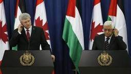 How Stephen Harper has weakened Canada's status in Palestine - The Globe and Mail | Public Relations | Scoop.it