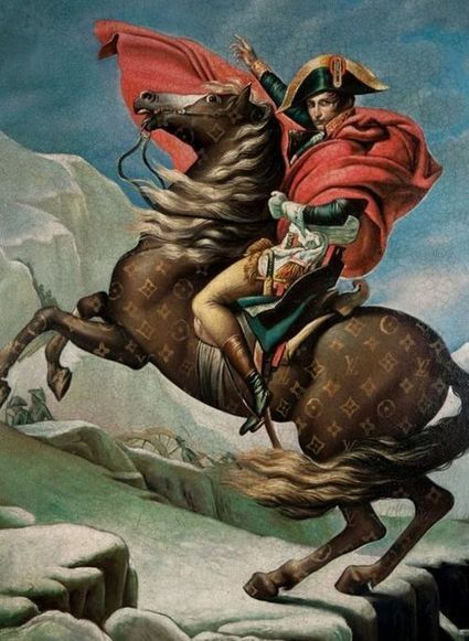 Louis Vuitton Print Horse | The Art of the Horse | Scoop.it