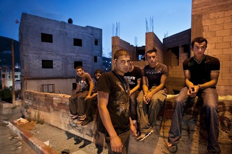 A Jewish Photographer's Portrait of Arab Israeli Teenagers | Ms. Postlethwaite's Human Geography Page | Scoop.it