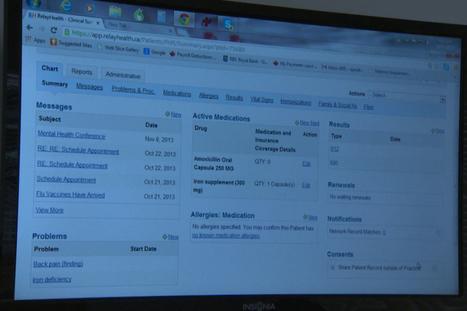 Canada : More doctors using electronic records (survey) | Salud Publica | Scoop.it