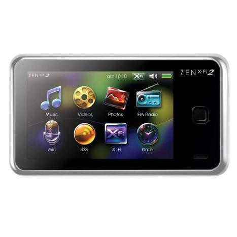 Creative ZEN X-Fi2 – MP3 Player | High-Tech news | Scoop.it