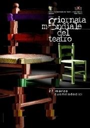 Giornata Mondiale del Teatro - 27 Marzo - Roma | AllAboutArt @ArtLife | Scoop.it
