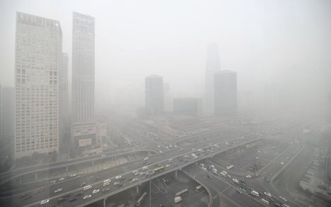 Beijing's mayor announces 'all-out effort' to tackle air pollution   IB Part 2: Urban Environments   Scoop.it
