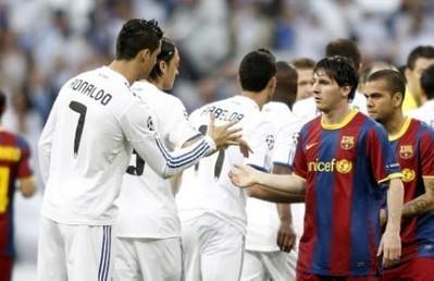 FC Barcelone – Real Madrid vampirisent 1 fan de LDC sur 2 !   Ad Vitam Basketball   Scoop.it