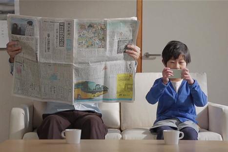 L'excellente idée d'un journal japonais pour toucher un public d'enfants ! | Digital Age in Cultural Organisations | Scoop.it