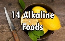 "14 Alkaline Foods and Drinks for Optimal Health (""balancing the body is a key to healthy living"") 