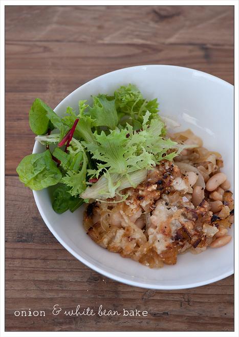 Stonesoup: Onion and White Bean Bake | Tasty Stuff | Scoop.it