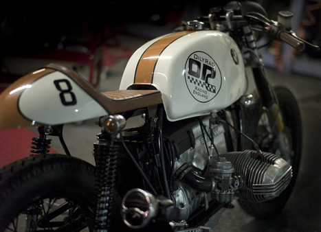 "BMW R80 '83 ""THE JOKER"" by KEVILS SPEED SHOP 