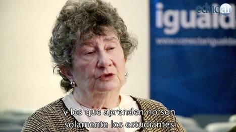 Conectar Igualdad: Nora Sabelli | educacion-y-ntic | Scoop.it