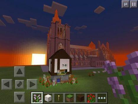 Minecraft au Moyen-Âge - Médiathèques de Strasbourg et CUS | Facebook | Bibliothèques et culture numérique | Scoop.it