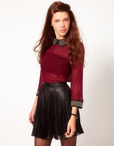 The colours of my closet - Blog di moda, fashion e tendenze: Trend in the closet//Asos vi ricopre di borchie | tricky fashion | Scoop.it