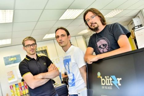 "Blitzr : ""On a imaginé le portail ultime de la musique"" 