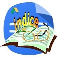 Crear un índice y organizar nuestros documentos de Google Docs | Documentos de Google | Scoop.it