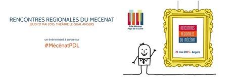 400 personnes mobilisées autour du Mécénat à Angers | Pôle Mécénat des Pays de la Loire | La Culture est à vous ! Le mécénat 100% crowdfunding | Scoop.it