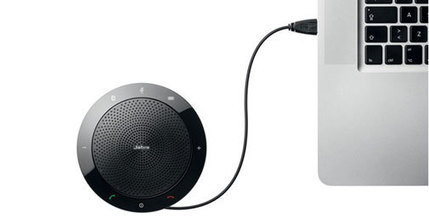 Jabra SPEAK 510 speakerphone with Bluetooth