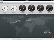 How to Effectively use the Clock App for iPad | iPad News, How to and Family Friendly iPad Apps Reviewed | Scoop.it